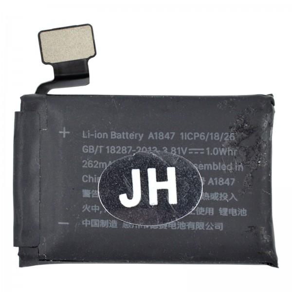 Apple Watch Series 3 38mm GPS+Cellular Akku OEM mit TI Chip