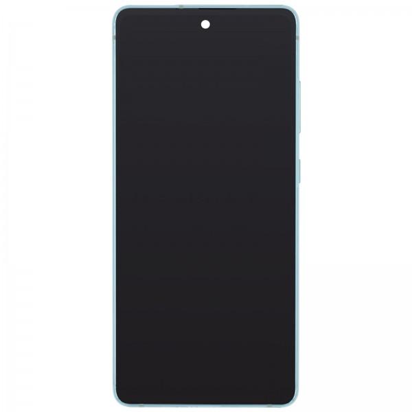 Samsung Galaxy S20 FE 4G (G780) Display + Frame Green (Mint) GH82-24219D
