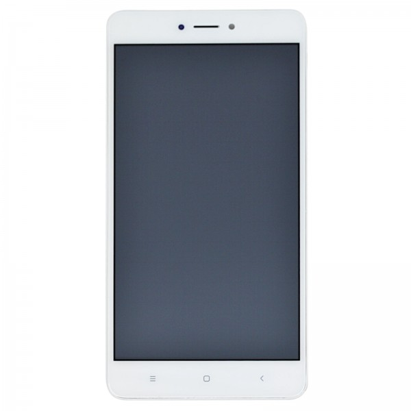 Redmi Note 4X ori Display mit Rahmen weiß