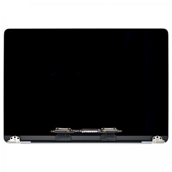 """LCD für MacBook Pro 13"""" (A1706/1708 2016-2017 EMC3071/ 2978/3164/3163) mit Gehäuse silver silber"""