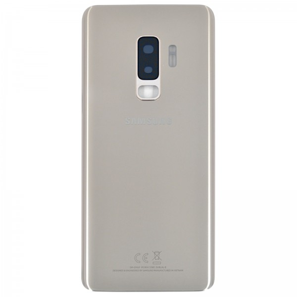 Samsung Galaxy S9 Plus (G965F) Original Akkudeckel Serviceware Sunrise Gold GH82-15652E