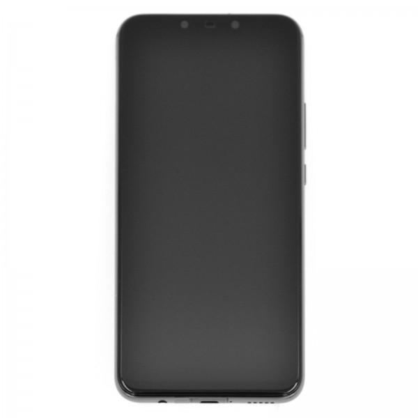 Huawei P Smart Plus Original Displayeinheit Serviceware Schwarz 02352BUE