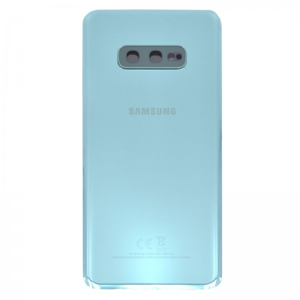 Samsung Galaxy S10e (G970F) Original Akkudeckel Serviceware Prism Green GH82-18452E