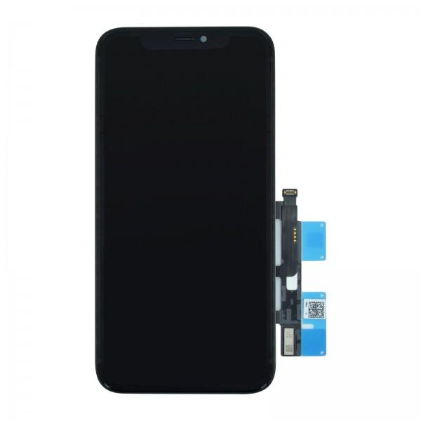 iPhone XR LCD ori refurbished Displayeinheit schwarz (DTP/C3F)
