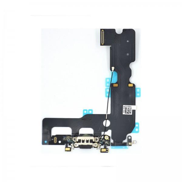iPhone 7 PLUS Lightning Ladebuchse Chargeflex Dockconnector schwarz ori neu