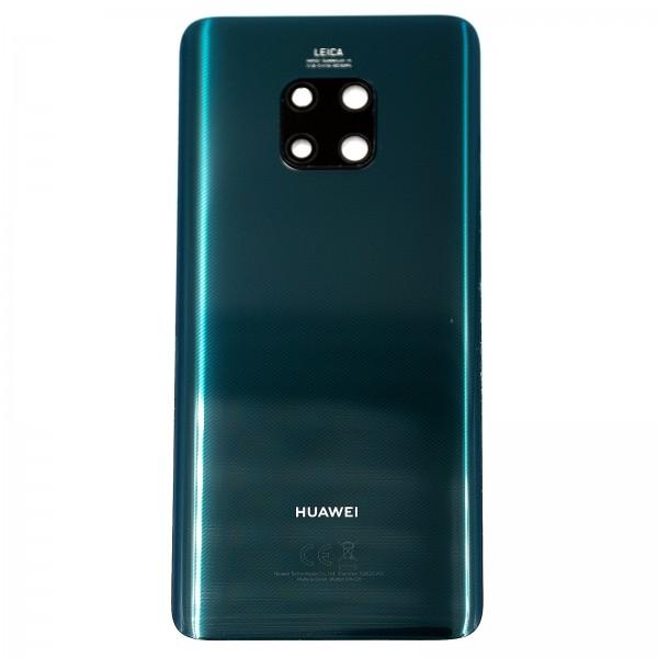 Huawei Mate 20 Pro Original Akkudeckel Serviceware Emerald Green 02352GDF