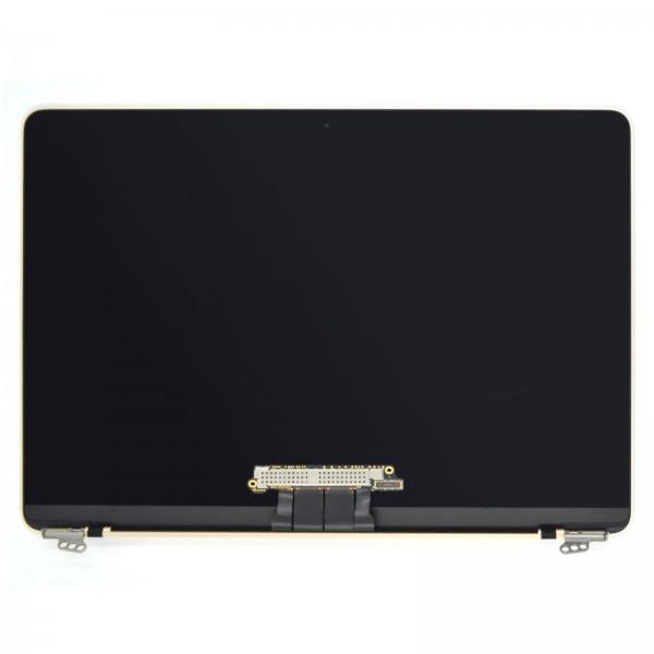 """LCD für MacBook Retina 12"""" (A1534) mit Gehäuse gold"""