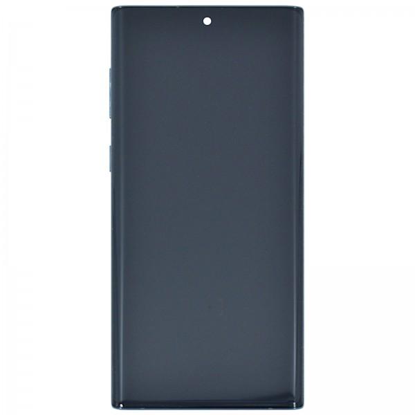 Samsung Galaxy Note 10 (N970F) Original Displayeinheit Serviceware Aura Black GH82-20818A