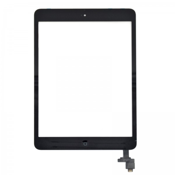 iPad mini 1/2 Touchscreen Digitizer schwarz with IC A1432 A1454 A1455 A1489 A1490 A1491