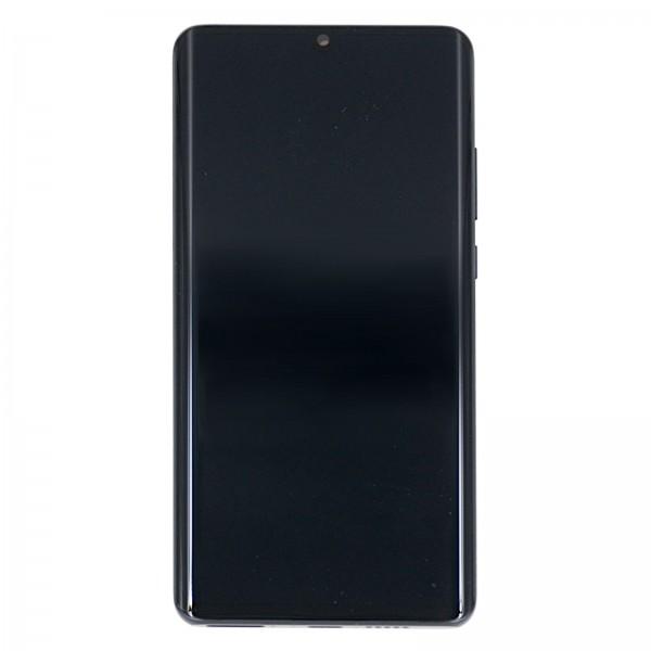 Huawei P30 Pro Original Displayeinheit Serviceware Black 02352PBT