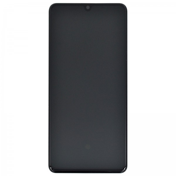 Samsung Galaxy A41 Original Displayeinheit Serviceware Black GH82-22860A