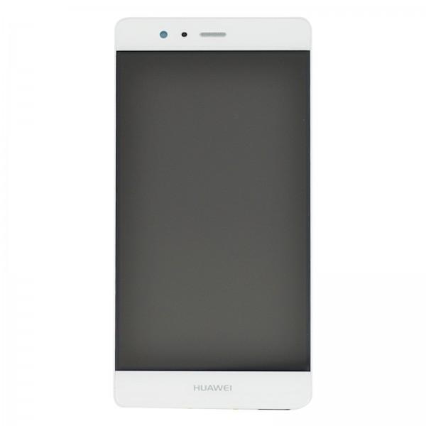 Huawei P9 Original Displayeinheit Serviceware Weiss 02350RKF