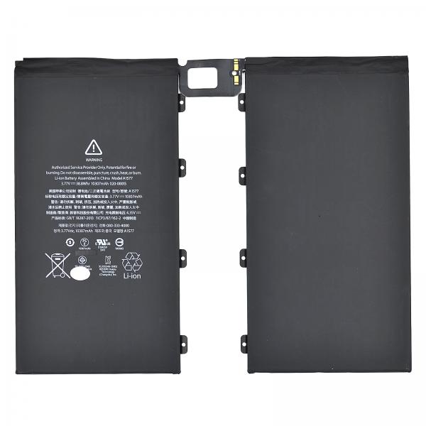 """iPad Pro 12.9"""" Series 1 (2015) Akku OEM A1584 A1652 mit TI Chip"""