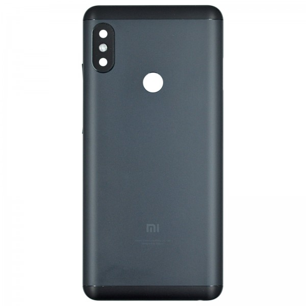 Redmi Note 5 Backcover schwarz