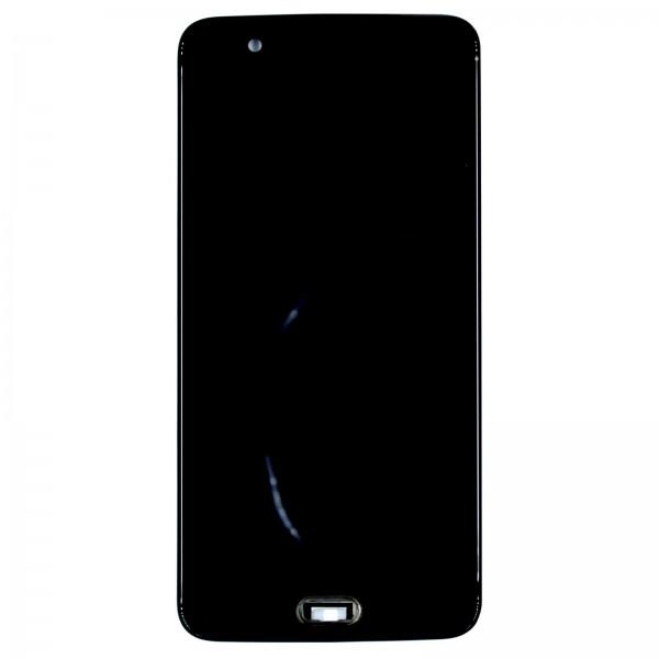 Oneplus 5 A5000 ori refurbished Displayeinheit mit Rahmen schwarz