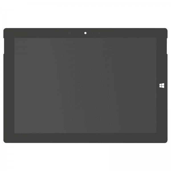 Surface 3 (1645) Display schwarz ori neu