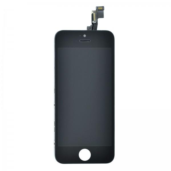 iPhone 5S/SE OEM Copy LCD Displayeinheit schwarz