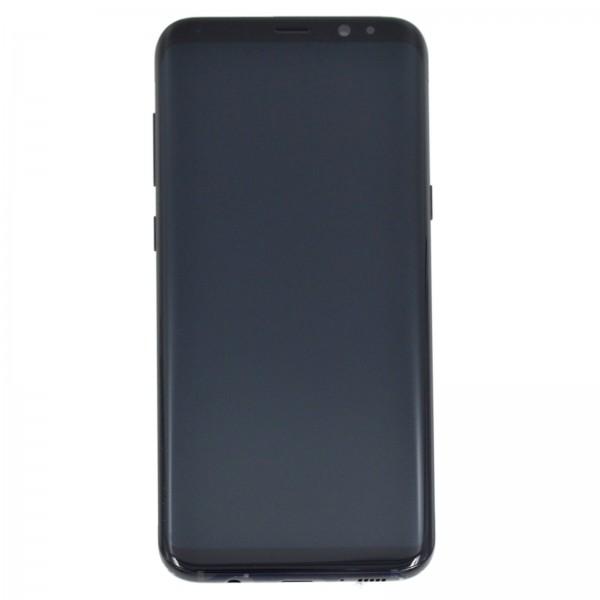 Samsung Galaxy S8 Plus (G955F) Original Displayeinheit Serviceware Midnight Black GH97-20470A