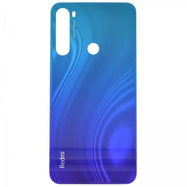Redmi Note 8 Backcover blau