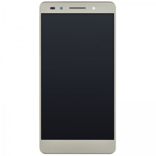Huawei Honor 7 LCD Display+Touch+Frame+Battery Gold 02350QTN