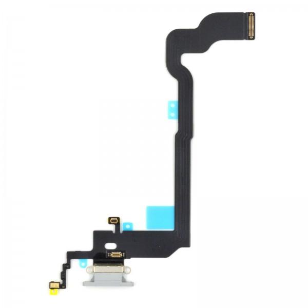 iPhone X Lightning Ladebuchse Chargeflex Dockconnector weiß ori neu