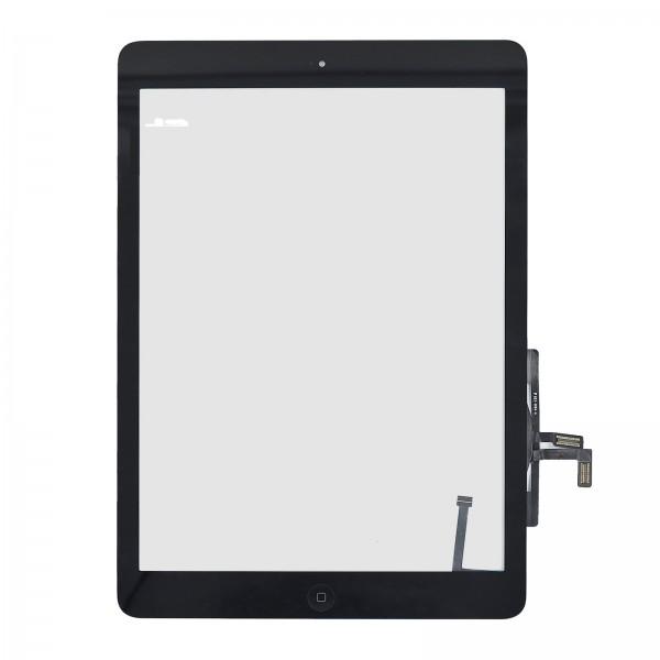 iPad Air 1/iPad 5 (2017) Touchscreen Digitizer schwarz A1474 A1475 A1476 A1822 A1823