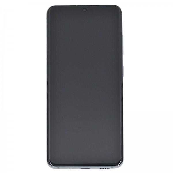 Samsung Galaxy S20 (G980F)/S20 5G (G981F) Original Displayeinheit Serviceware Cosmic Gray GH82-22131A