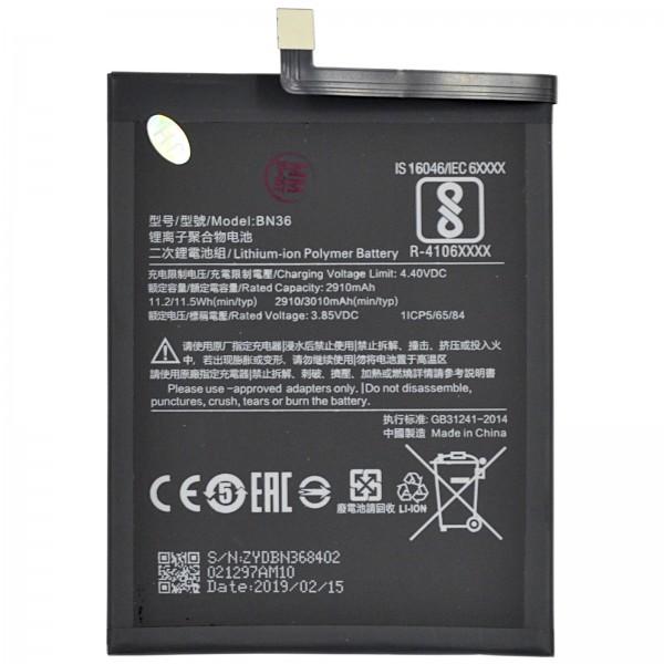 Xiaomi Mi A2 ori Akku