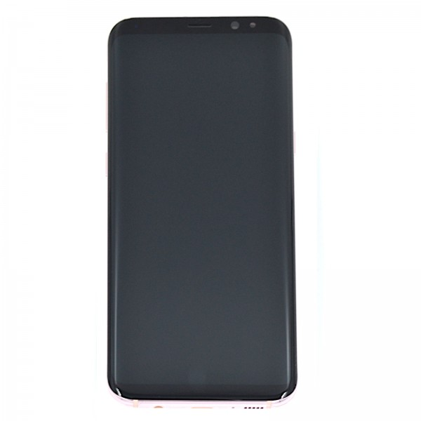 Samsung Galaxy S8 Plus (G955F) Original Displayeinheit Serviceware Rose Pink GH97-20470E