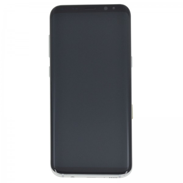 Samsung Galaxy S8 Plus (G955F) Original Displayeinheit Serviceware Arctic Silver GH97-20470B