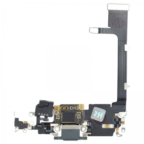iPhone 11 Pro Lightning Ladebuchse Chargeflex Dockconnector mit IC midnight green