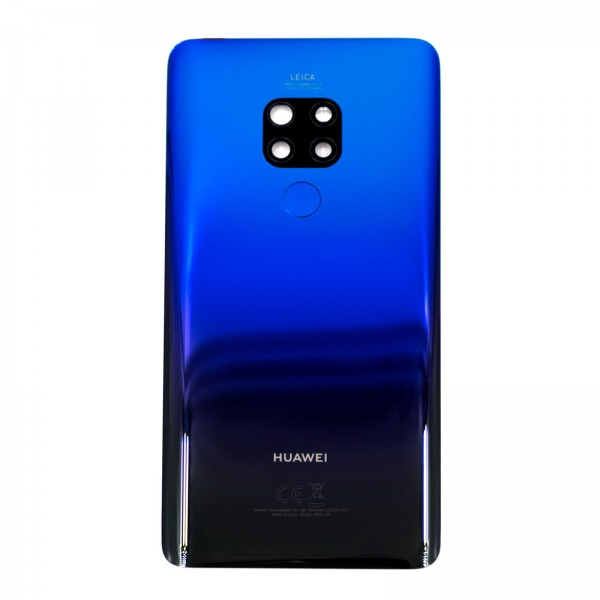Huawei Mate 20 Original Akkudeckel Serviceware Twilight 02352FRF
