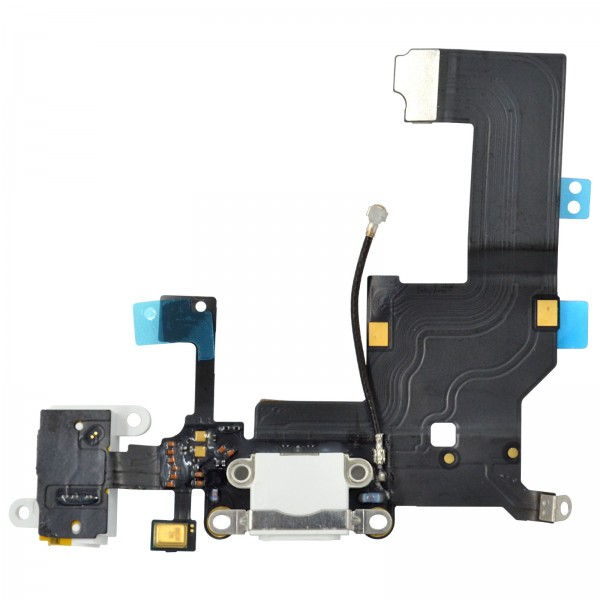 iPhone 5 Lightning Ladebuchse Chargeflex Dockconnector weiß ori neu