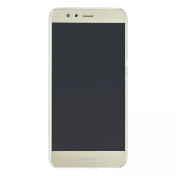 Huawei P10 Lite Original Displayeinheit Serviceware Gold 02351FSN
