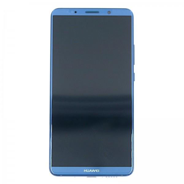 Huawei Mate 10 Pro Original Displayeinheit Serviceware Midnight Blue 02351RVH