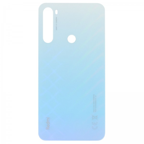 Redmi Note 8T Backcover weiß