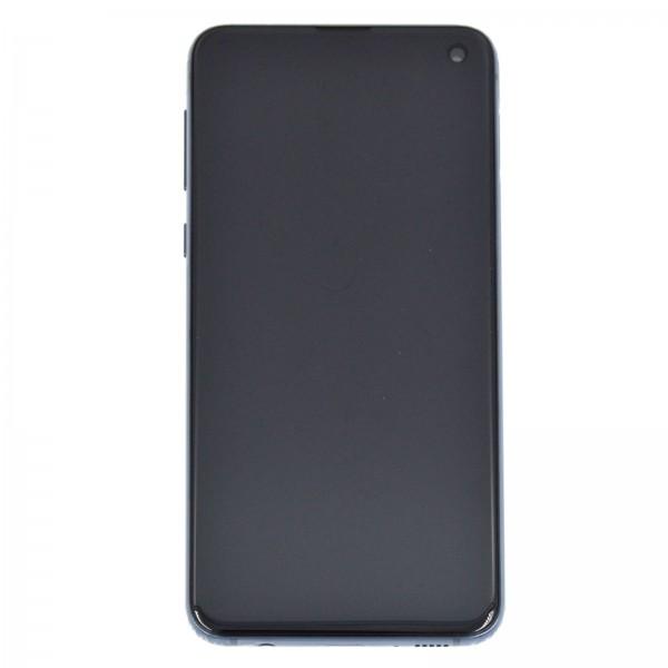 Samsung Galaxy S10e (G970F) Original Displayeinheit Serviceware Prism Black GH82-18852A
