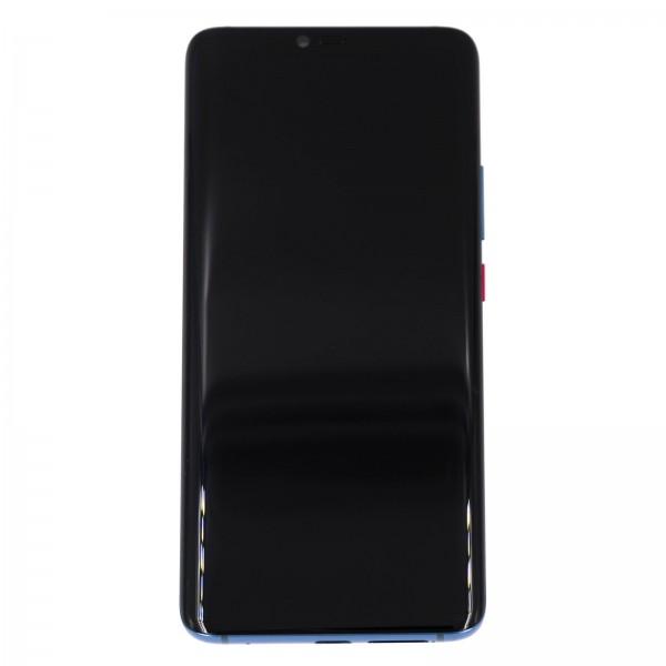 Huawei Mate 20 Pro Original Displayeinheit Serviceware Midnight Blue 02352GFX