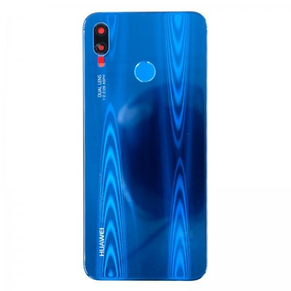Huawei P20 Lite Original Akkudeckel Serviceware Klein Blue 02351VTV