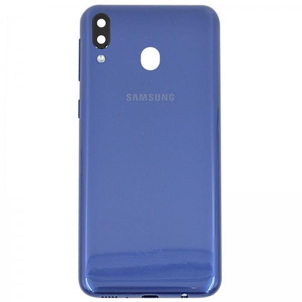 Samsung Galaxy M20 (M205F) Original Akkudeckel Serviceware Ocean Blue