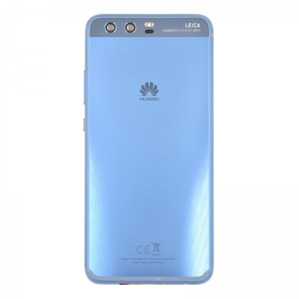 Huawei P10 Original Akkudeckel Serviceware Blau 02351EYW