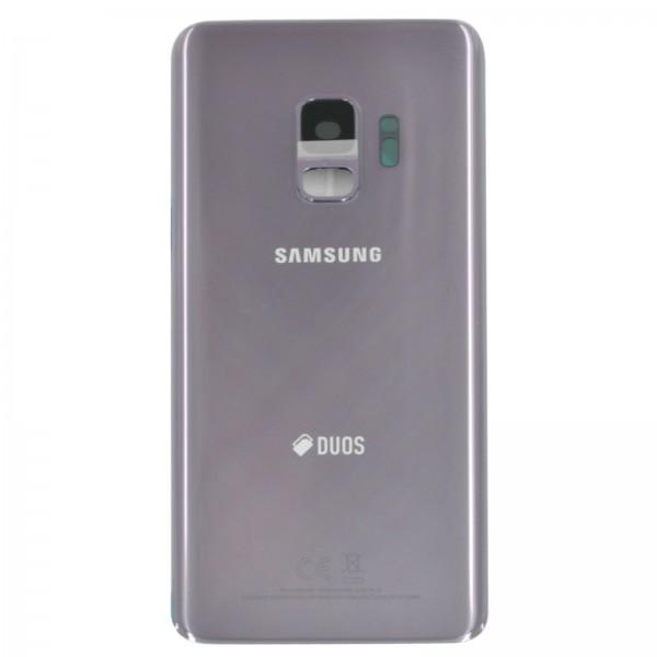 Samsung Galaxy S9 Dual (G960F) Original Akkudeckel Serviceware Lilac Purple GH82-15875B