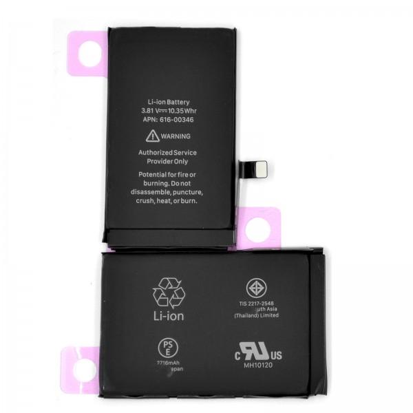iPhone X Akku OEM mit TI Chip