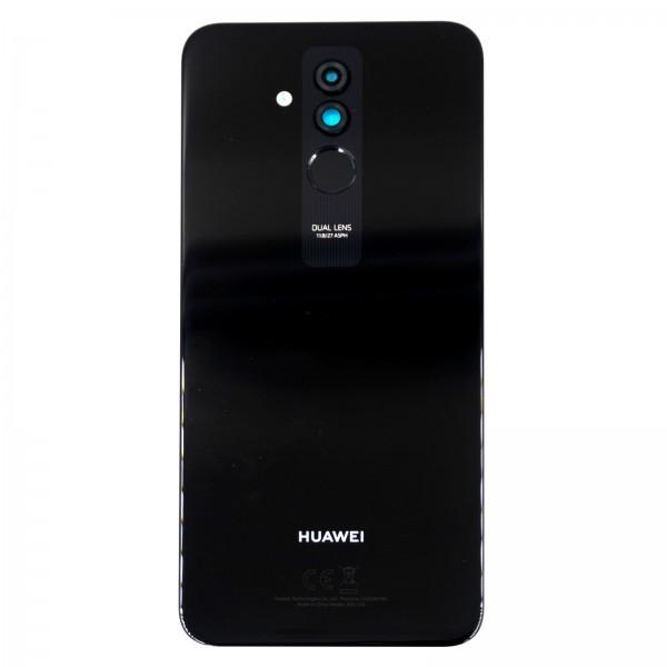 Huawei Mate 20 Lite Original Akkudeckel Serviceware Black 02352DKP