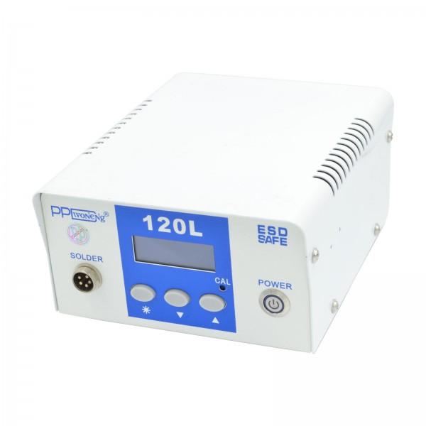 PPD Model 120L Reworkstation mit Heizplatte für X