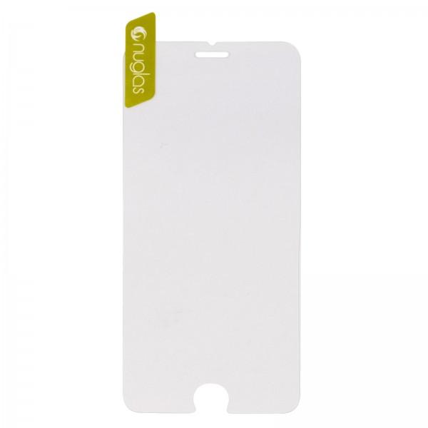 iPhone 6/6S Schutzfolie Panzerglas Tempered Glass NUGLAS