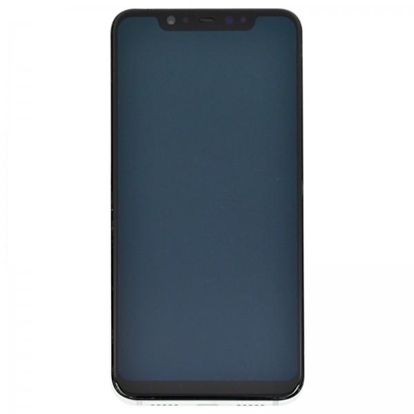Xiaomi Mi 8 ori Display mit Rahmen weiß