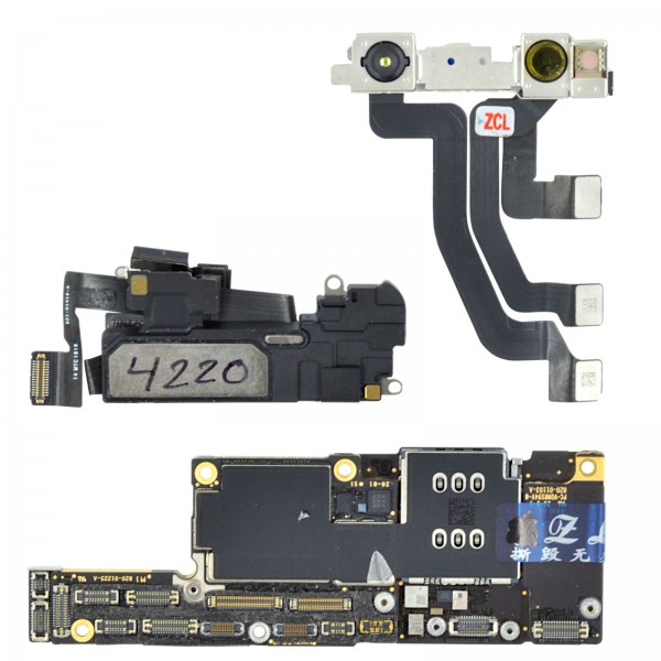 iPhone XS MAX Platine Logicboard Mainboard with Face ID 64gb