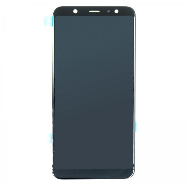 Samsung Galaxy A6 2018 (A600F) Original Displayeinheit Serviceware Black GH97-21897A