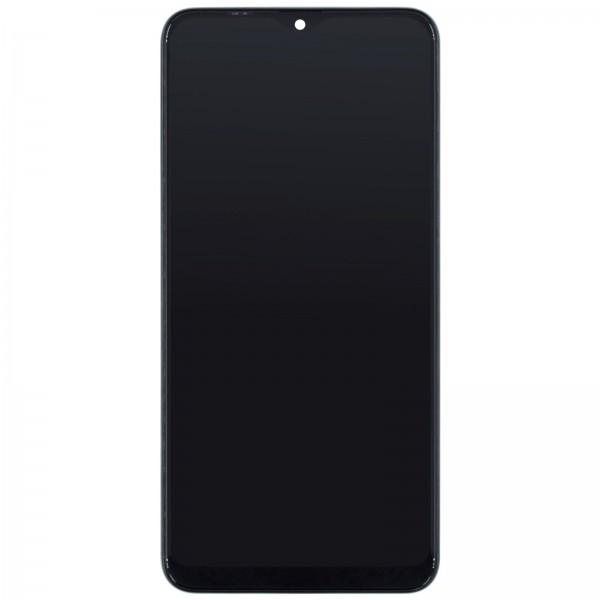 Samsung Galaxy A10 (A105F) Original Displayeinheit Serviceware Black